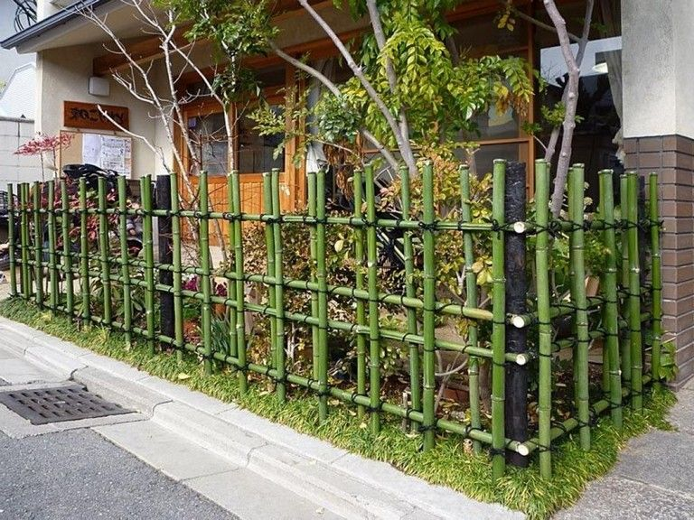 46 Unique Decorative Garden Fence Ideas For Your Yard Decorative