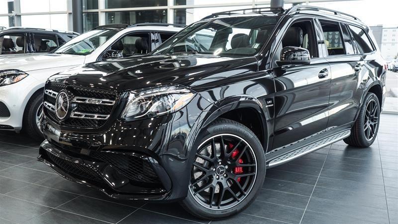 2018 Mercedes Benz Amg Gls 63 Pict Above About 2018 Mercedes Benz