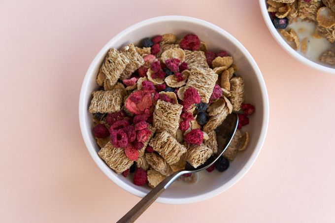 A big crunchy better breakfast cereal breakfast cereal healthy a big crunchy better breakfast cereal ccuart Images