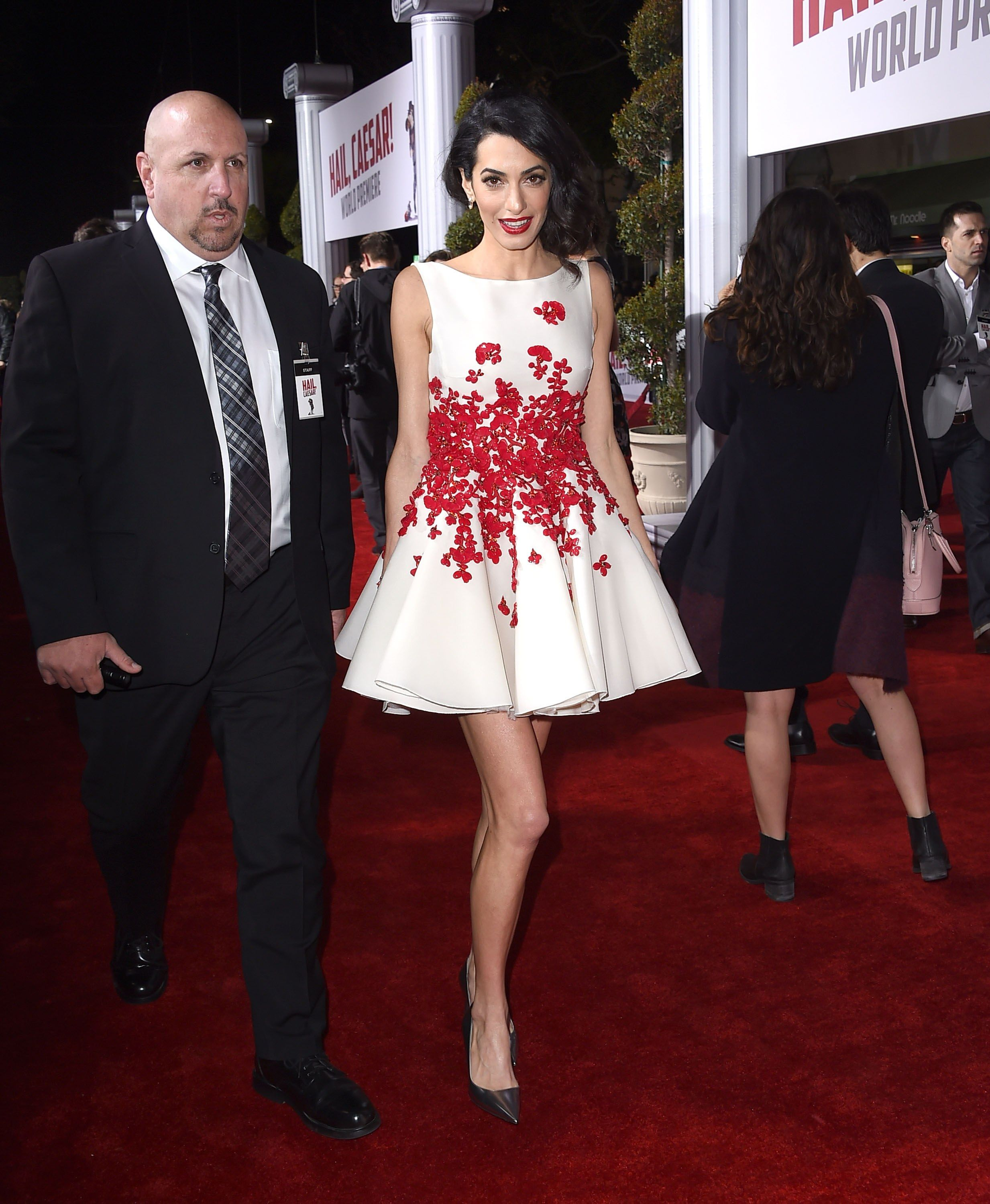 Amal Clooney S Best Red Carpet Moments Of All Time Celebrity Red Carpet Red Carpet Fashion Amal Clooney