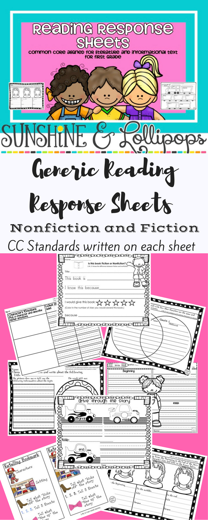 hight resolution of Reading Comprehension Worksheets for 1st Grade   Reading comprehension  worksheets