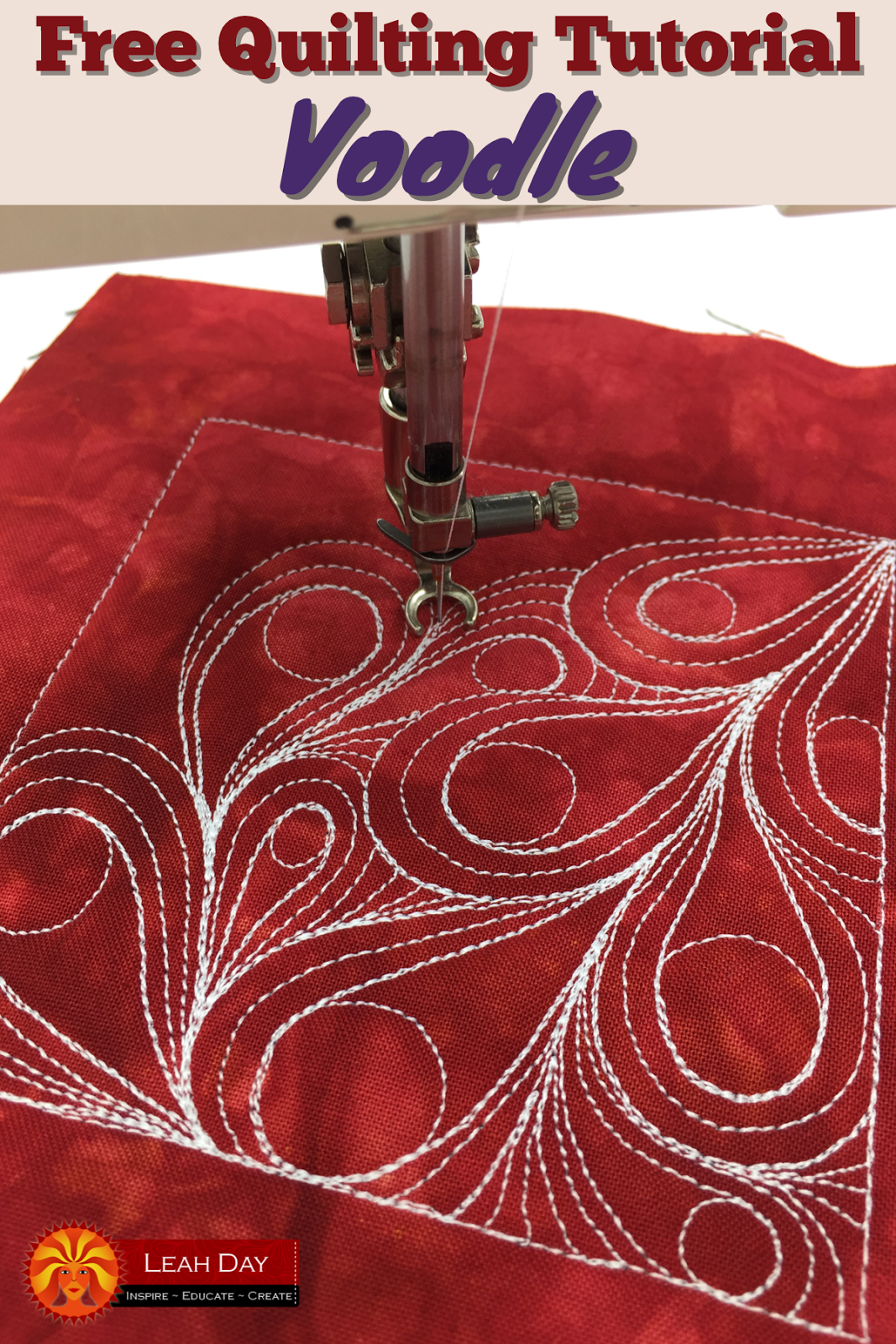 Learn more about free motion quilting through hundreds of free ... : free quilt videos - Adamdwight.com