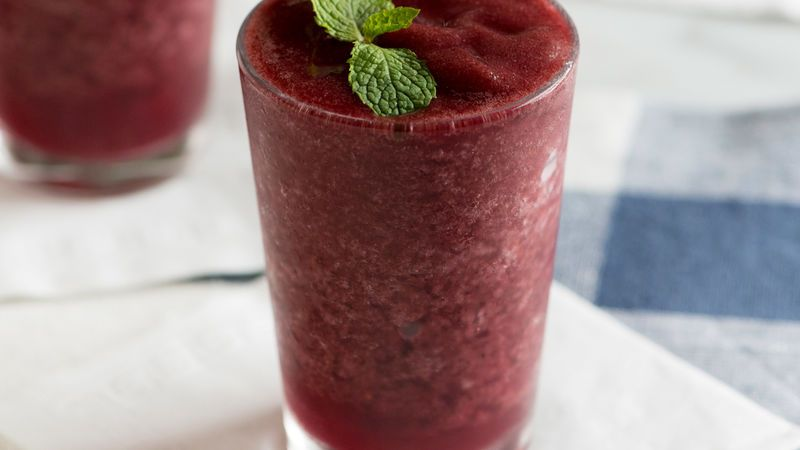 Frozen blackberry julep recipe how to freeze