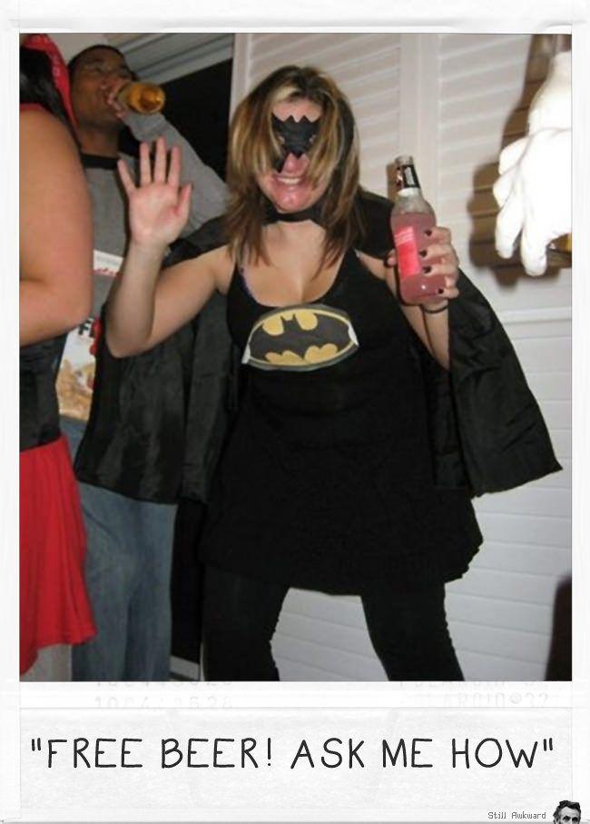 Online dating Halloween kostyme