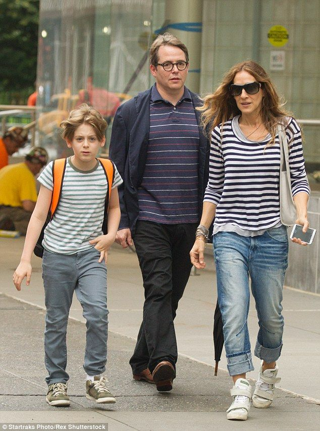 Sarah Jessica Parker Celebrates Sons 13th With Sweet Instagram