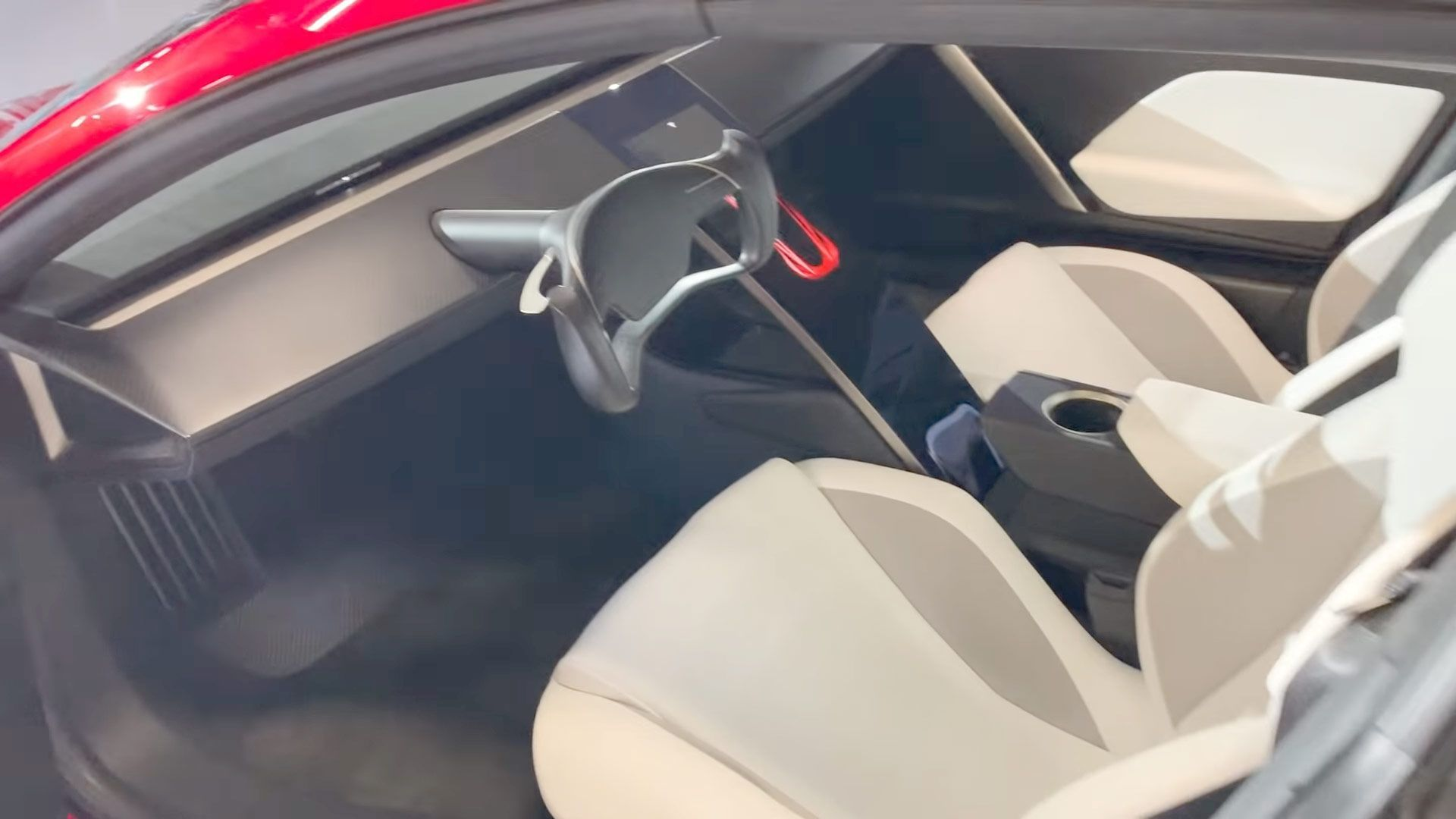 This Tesla Roadster video shows its unique entry feature (no key, card or fob) The latest of the Ne
