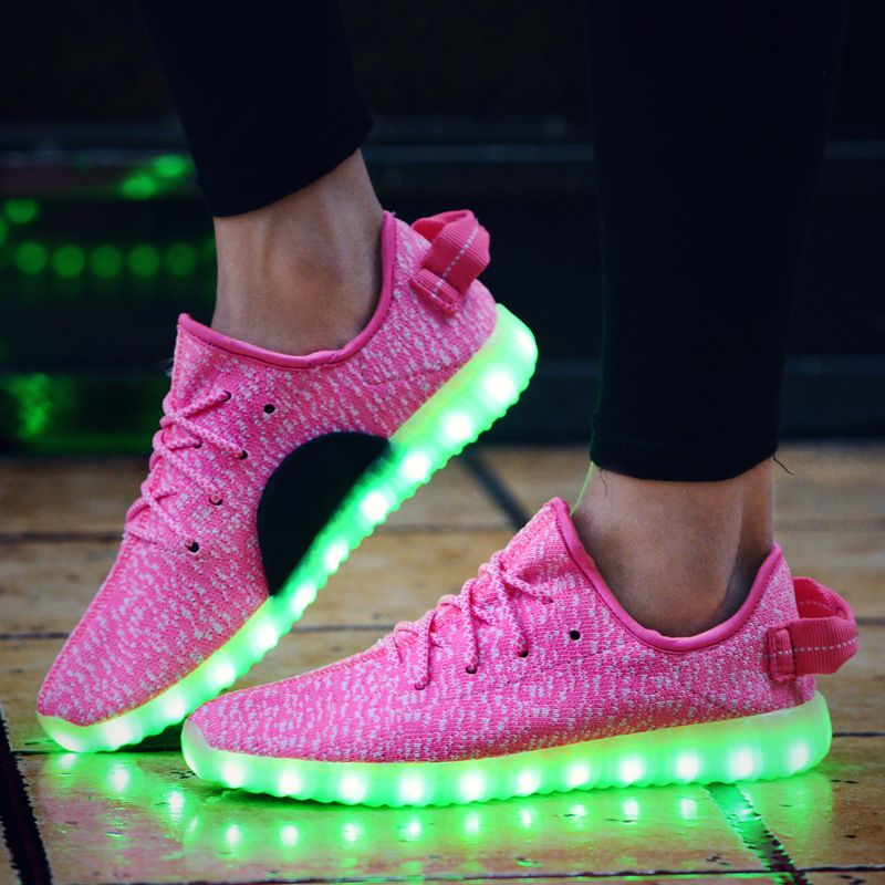 Yeezy Changing Rose BasseMode Led Chaussure Color 80Nnmw