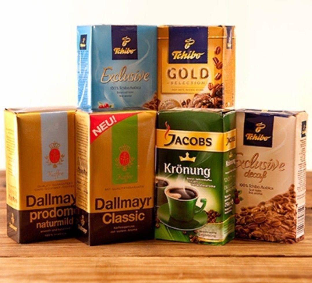German coffee brands Coffee branding, Grocery, My coffee