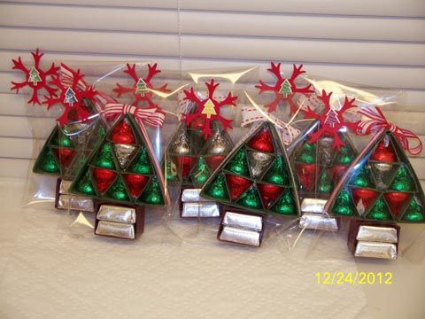 Hershey's Christmas Tree (Treat) by D. Daisy - Car
