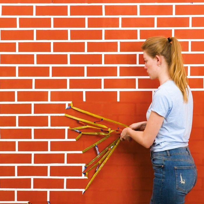 Geniales trucos para pintar tus paredes