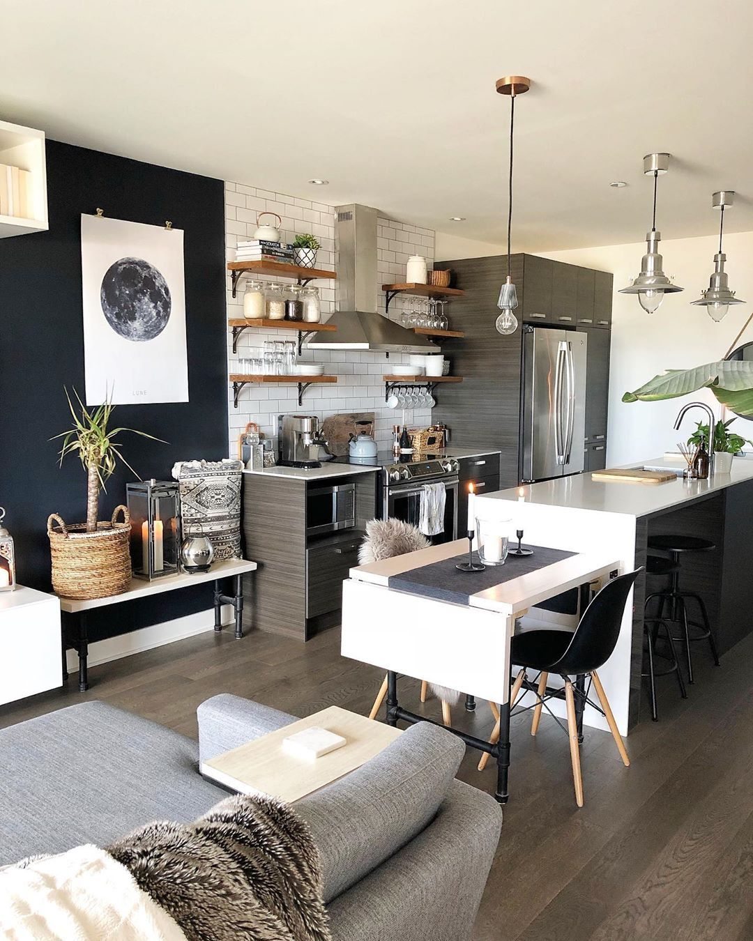 Modern Rustic Kitchen Designs And Ideas Rustic Home Decor And