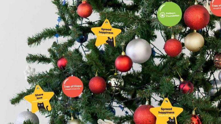 Petbarn Foundation Tree Of Hope Appeal Runs Until December 27 Hope Christmas Christmas Bulbs Christmas Decorations