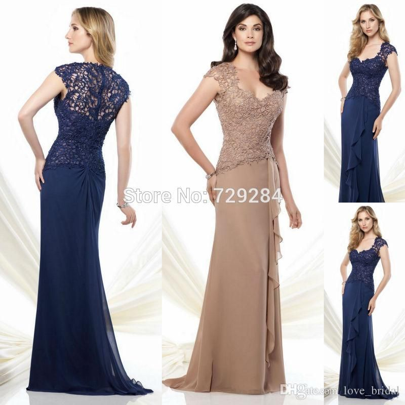 2015 Long Dresses Wedding Mother Bride Plus Size Mother Of The Bride ...