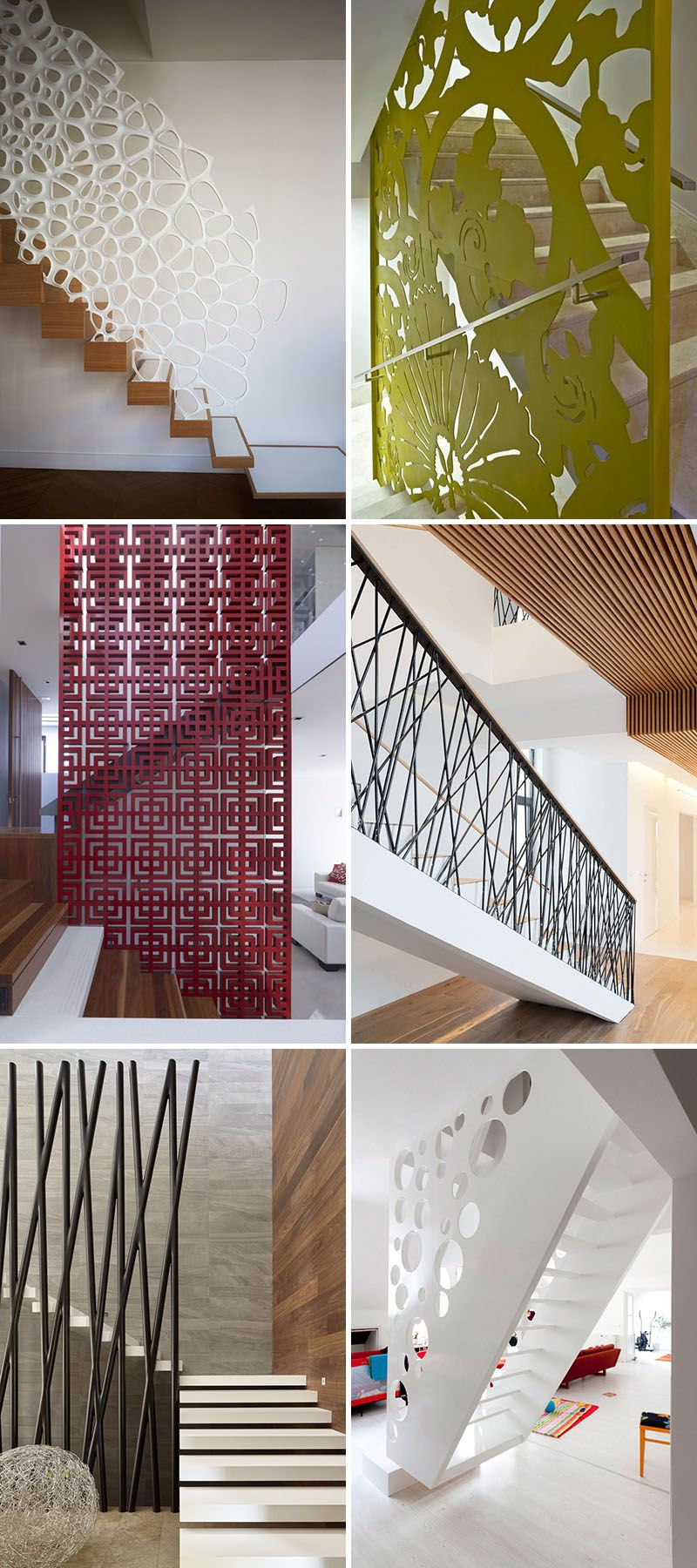 Best 11 Creative Stair Railings That Are A Focal Point In These Modern Houses Creative Examples And 11 400 x 300