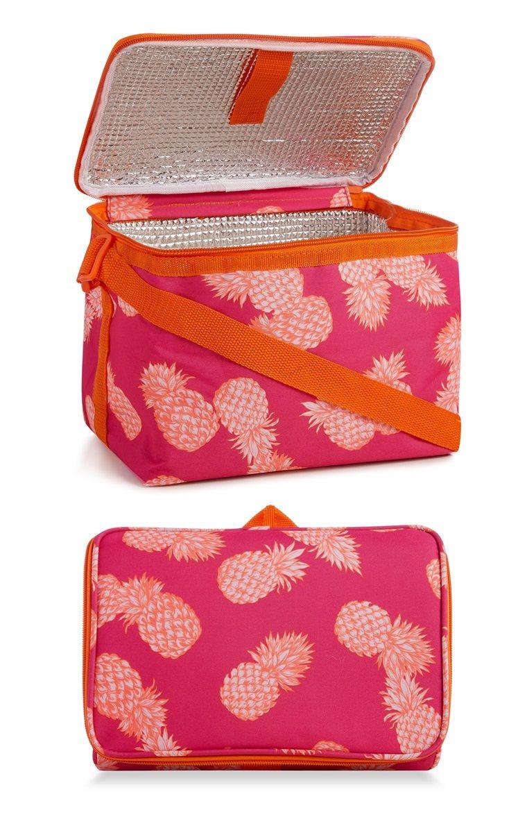 Primark Petit Sac Glaciere Imprime Ananas Petit Sac Sac Primark