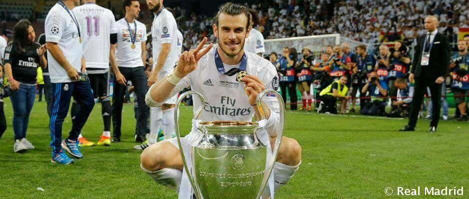 Gareth Bale Real Madrid Madrid Best Football Team