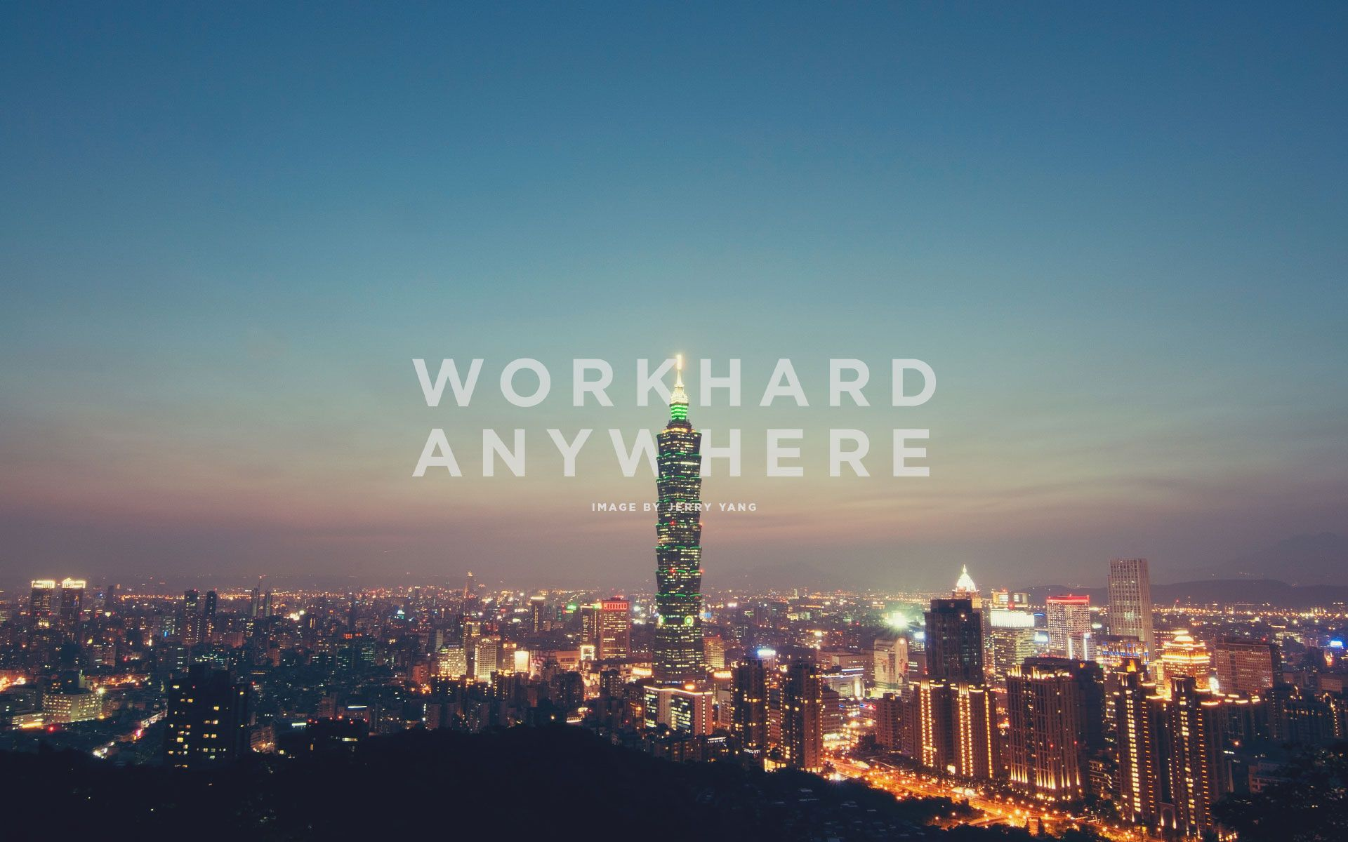 Taipei 101 Wallpapers Work Hard Any Where Laptop Wallpaper