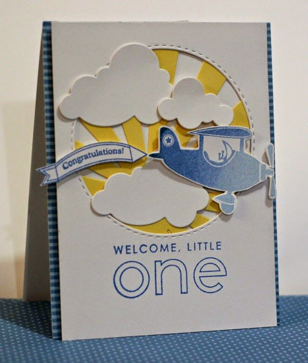 DONE -- airplane baby card - PTI Fly Away