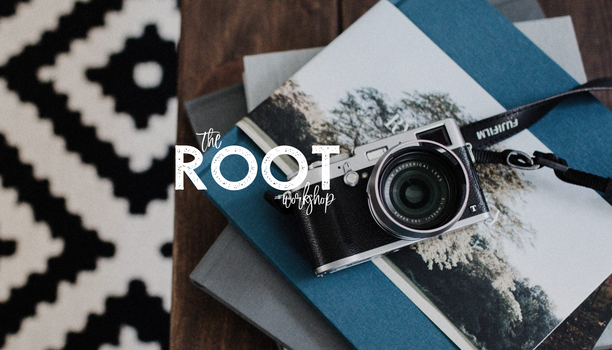 ROOT is an online beginners photography workshop for people