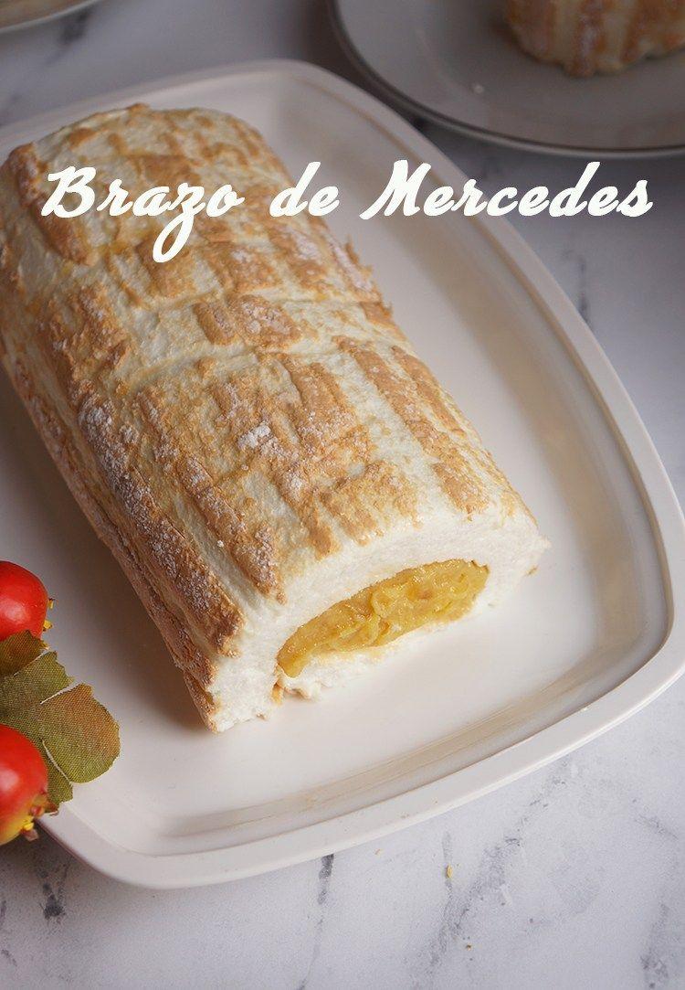 Photo of BRAZO DE MERCEDES RECIPE/ THE SKINNY POT