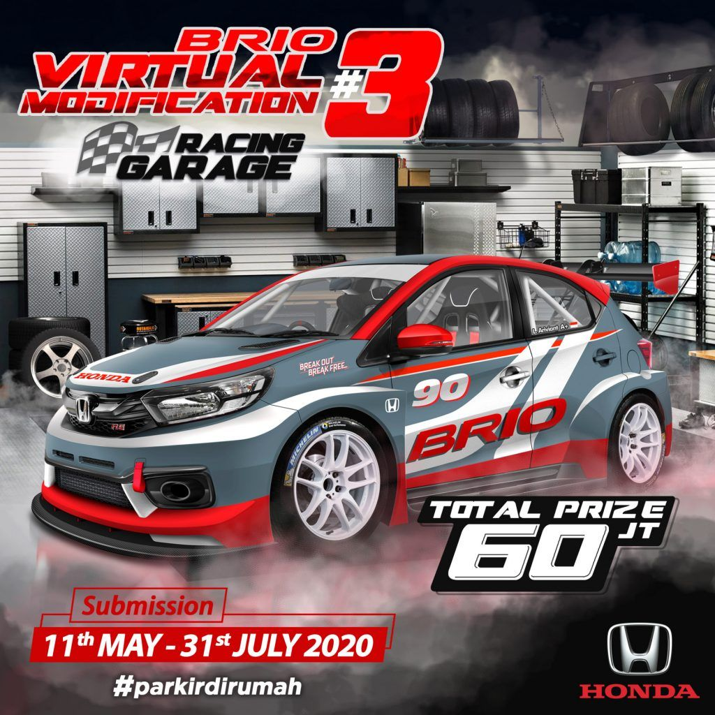 Use The Concept Of Modification From Home Dealer Honda Bandung Honda Brio Dealer Honda Honda Hrv