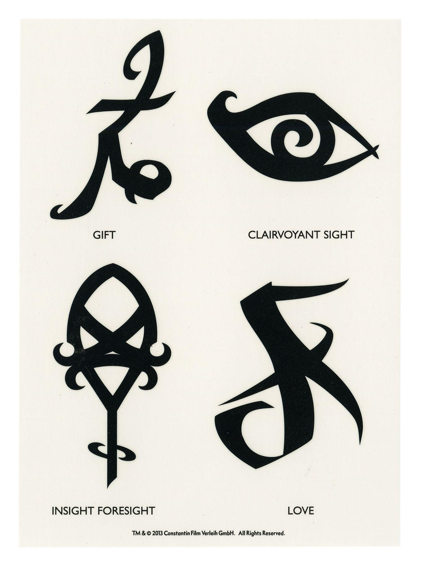 Runes temporary tattoos shadowhunter cosplay cosplay the mortal instruments city of bones runes temporary tattoos biocorpaavc