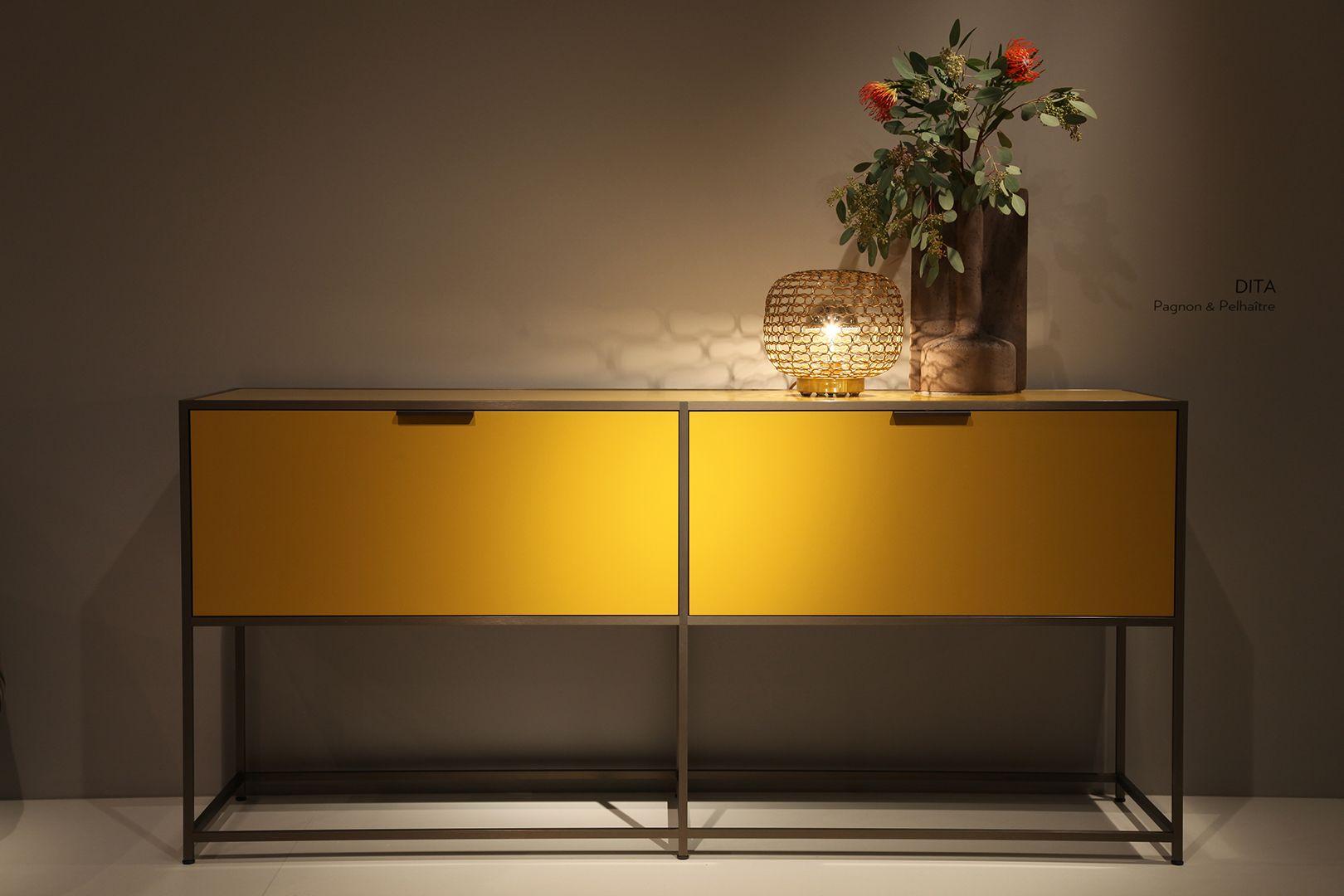 Dita Cabinet By Patrick Pagnon Claude Pelhaitre Ligne Roset  # Meuble Tv Ligne Roset