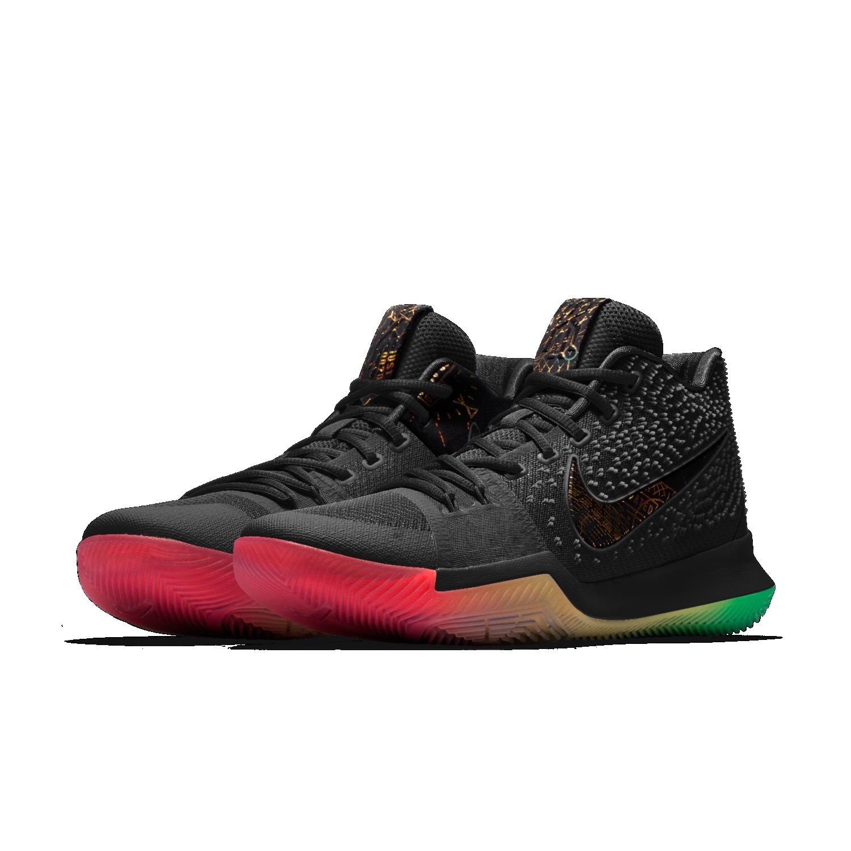 Kyrie 3 Premium iD Basketbol Ayakkabısı. Nike.com TR
