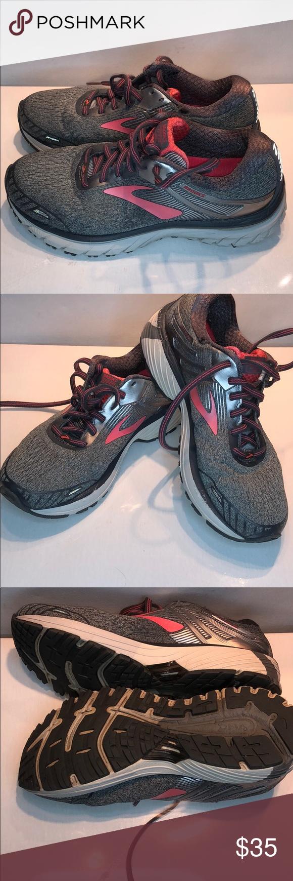 Brooks Adrenaline Gts 18 Size 7 Brooks Women Shoes