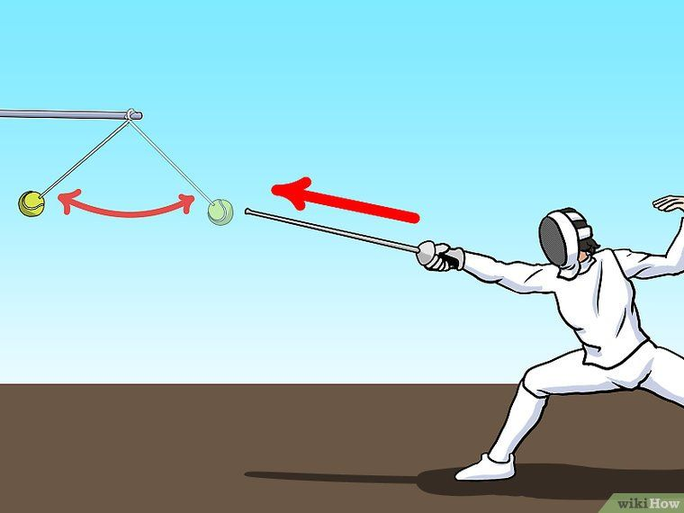 Build Devices to Perfect Your Fencing | G-man/Fencing | Fence
