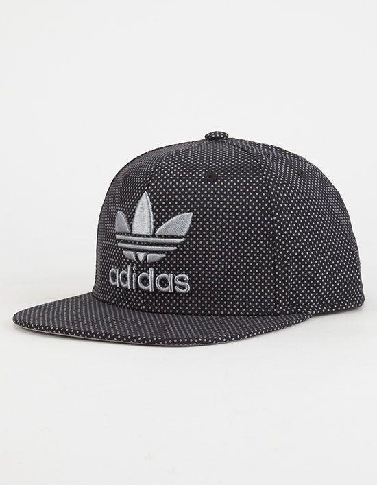 ADIDAS Trefoil Plus Men Snapback Hat  694be460db