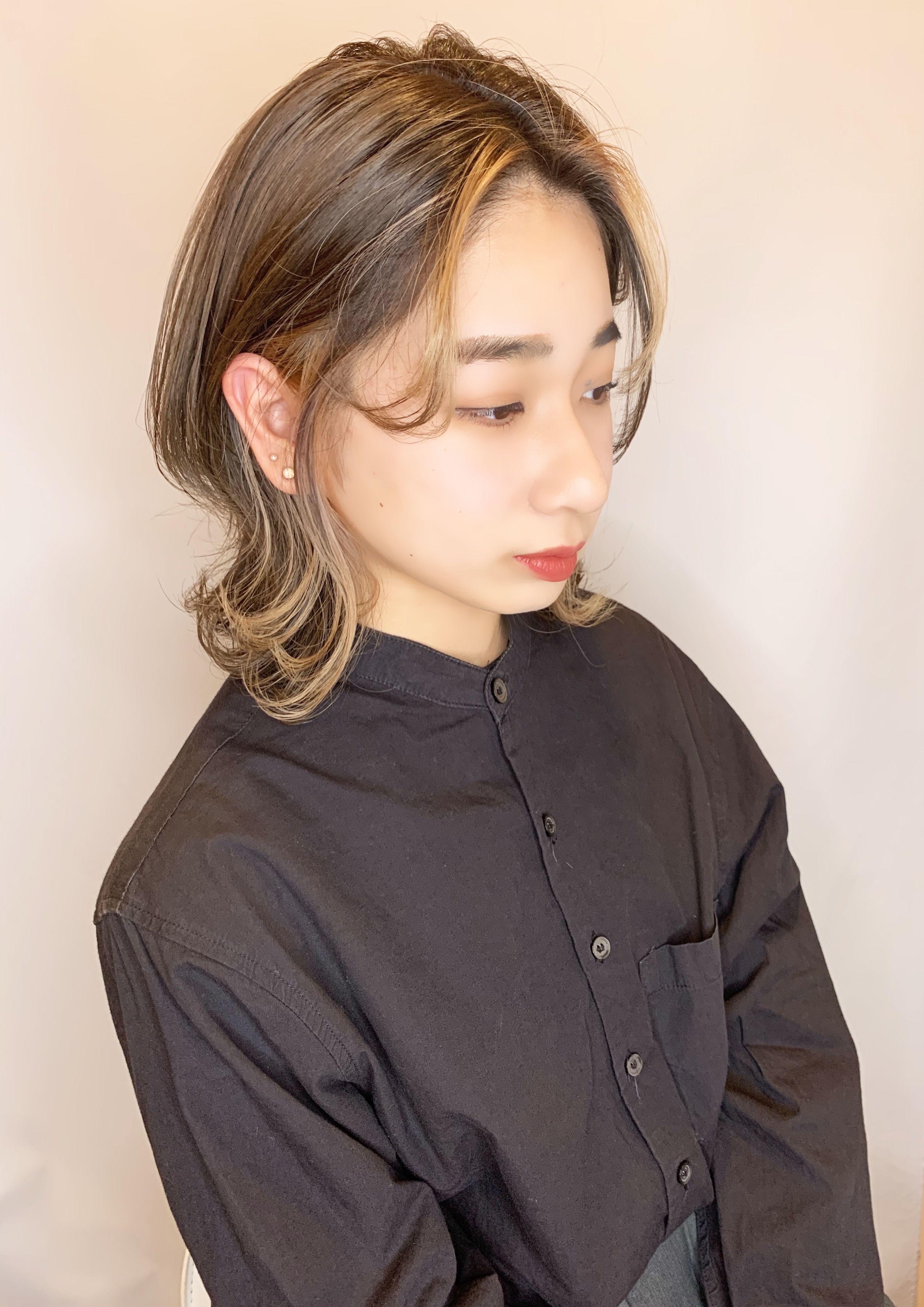 ブリーチ 前髪