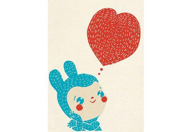 Cartes de Saint-Valentin gratuites à imprimer | Carte saint valentin, Carte st valentin, Saint ...