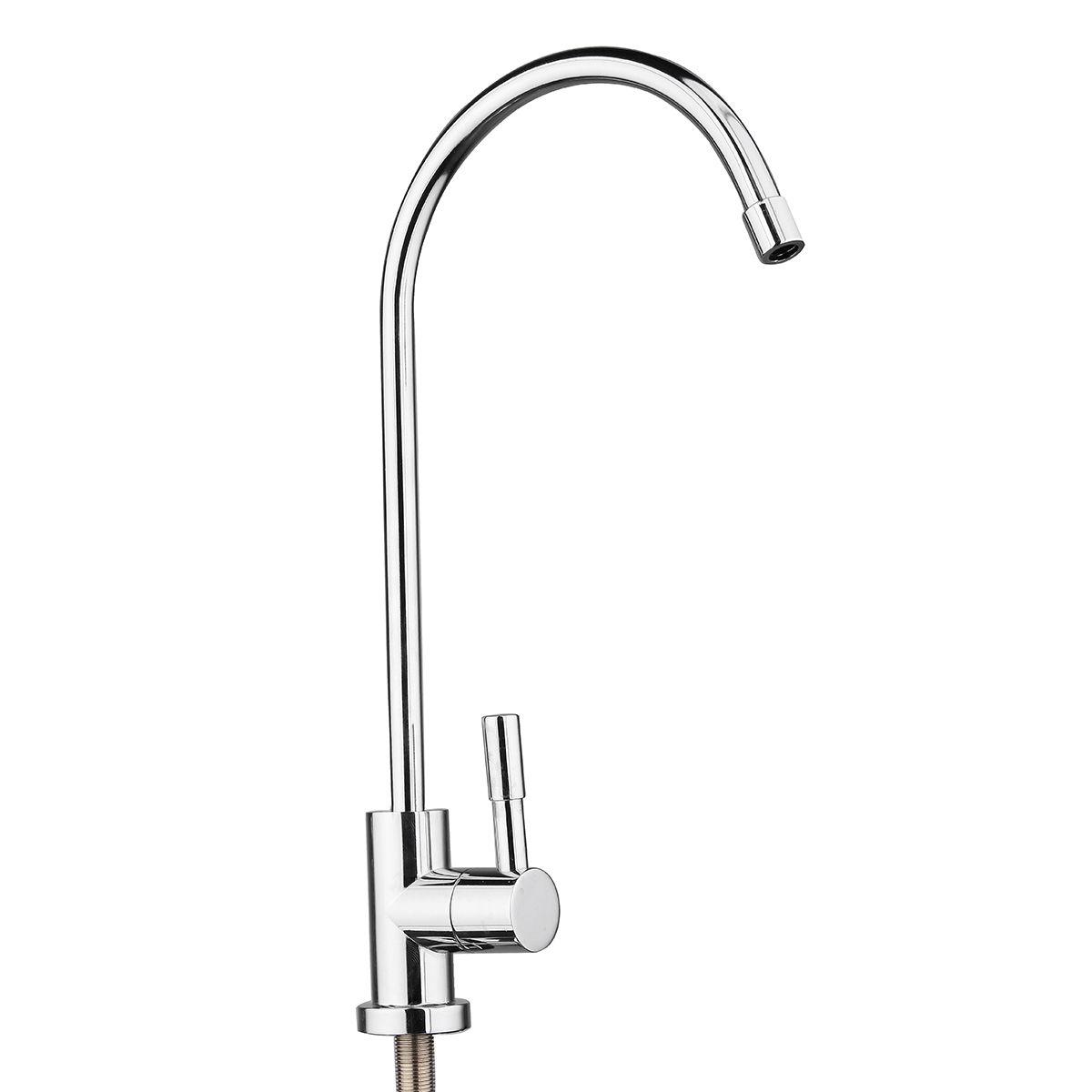 1 4 Reverse Bathroom Kitchen 360 Degree Drinking Water Filter