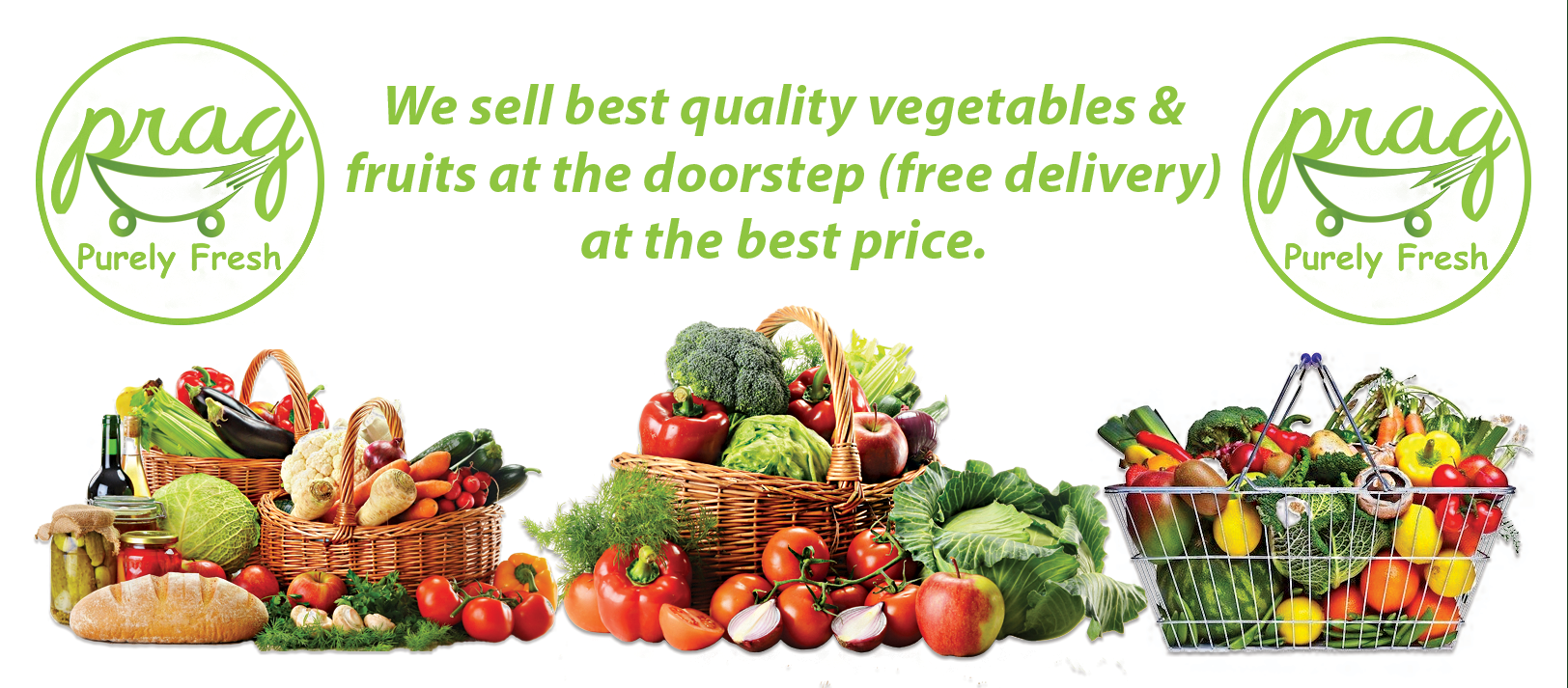 online sell fruits & vegetables