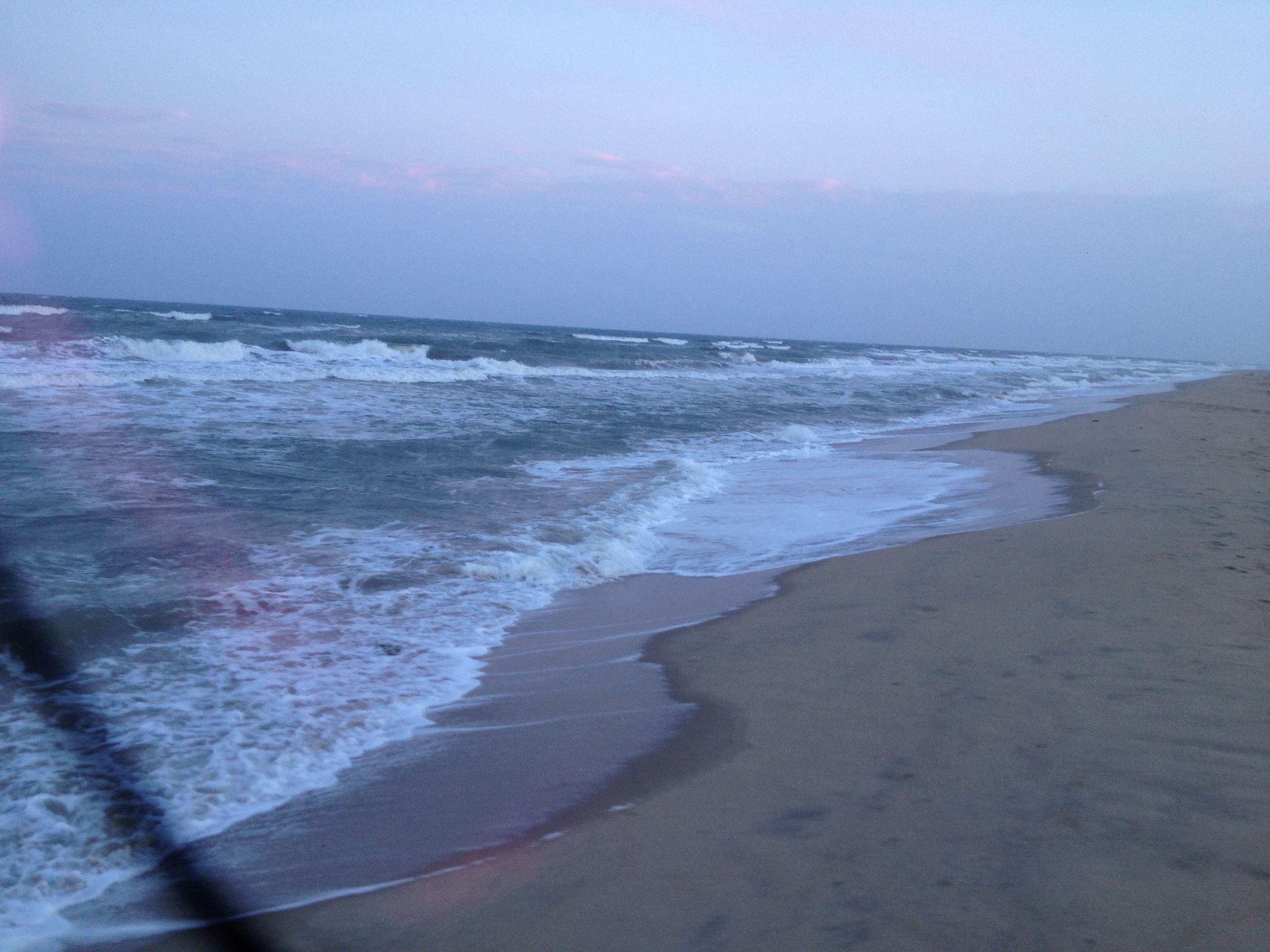 Pondicherry beaches