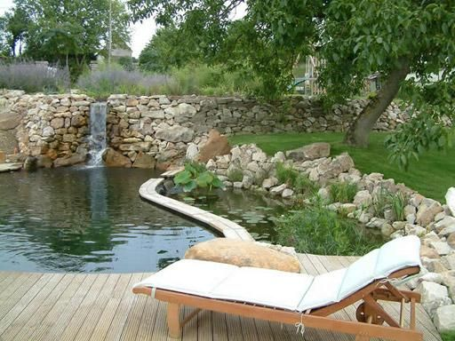 Dise o y construcci n de piscinas naturales piscinas for Piscinas ecologicas