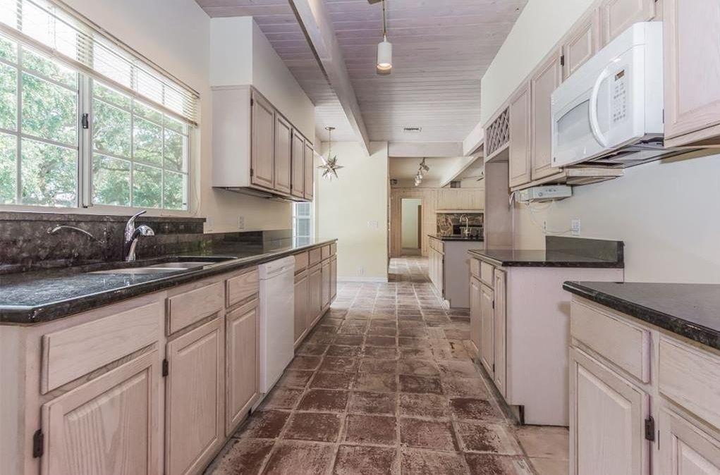 Rustic Coastal Kitchen On Club Drive In Vero Beach FL As Listed By Billero