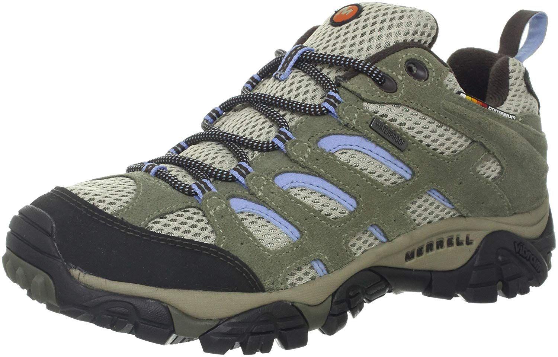 Moab Waterproof Hiking Boot