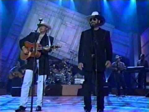Alan Jackson Hank Williams Jr The Blues Man Cma Awards