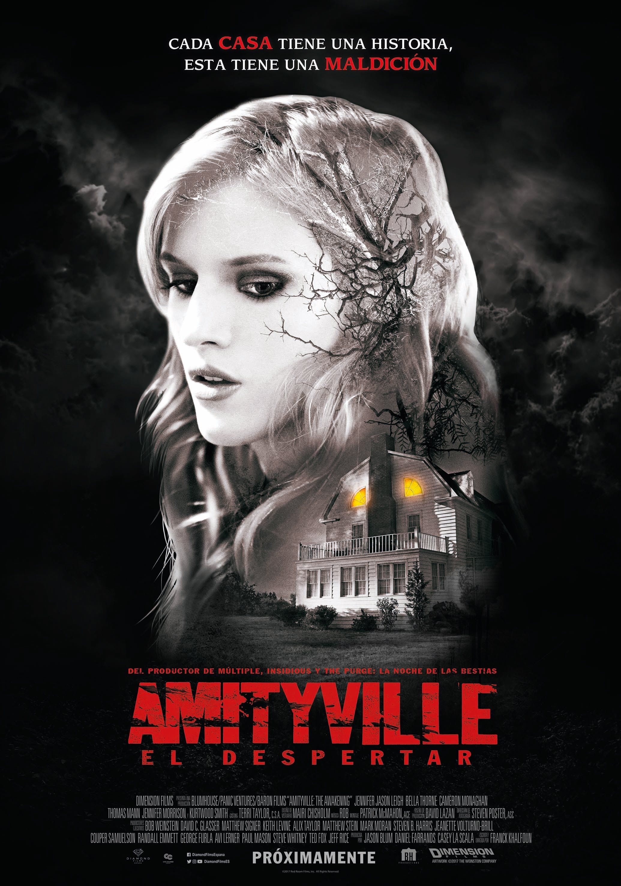 Amityville El Despertar Pinterest Horror And Movie