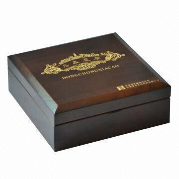 Wooden Valuable Chest