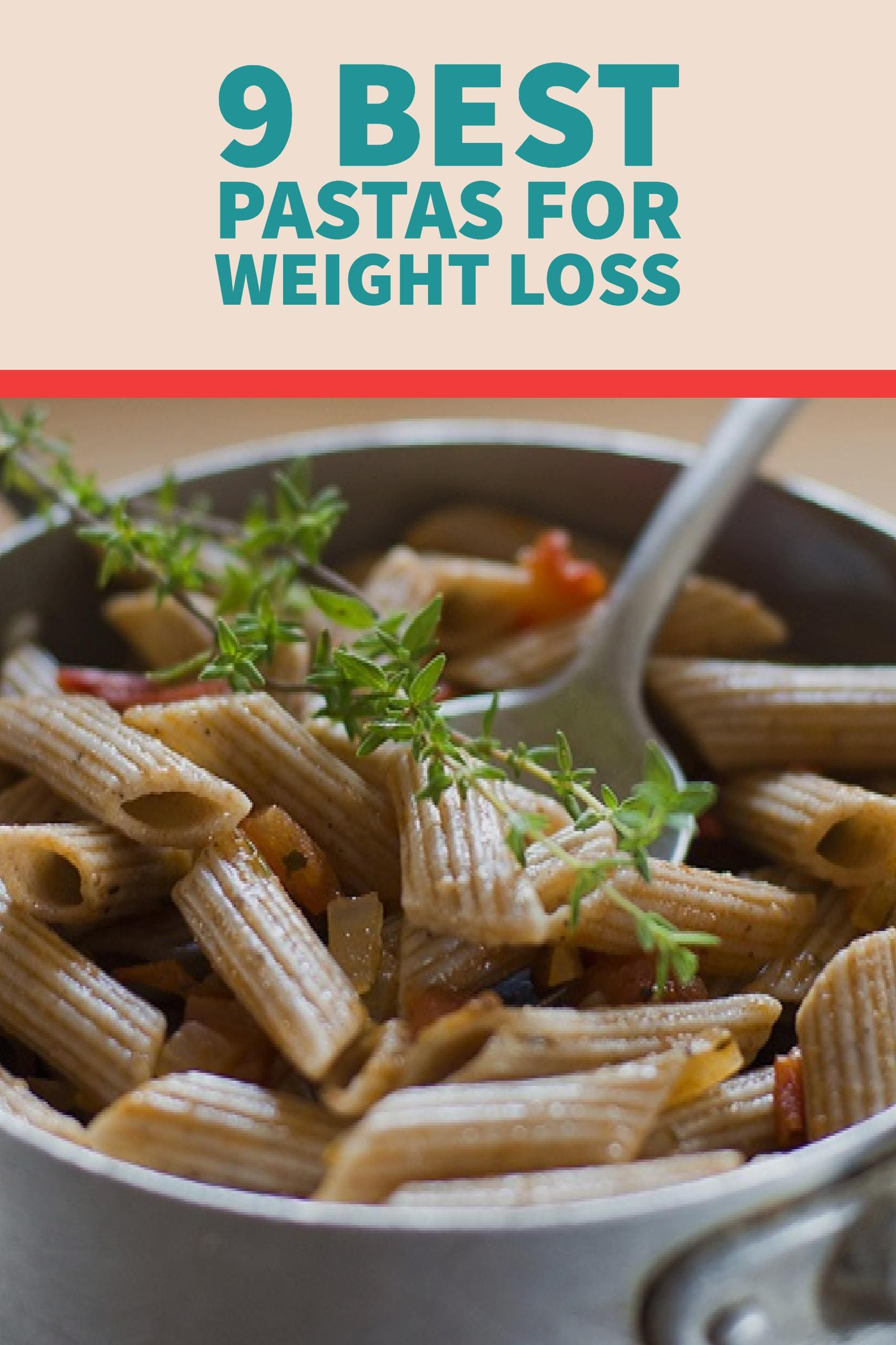 9 Best Pastas for Weight Loss