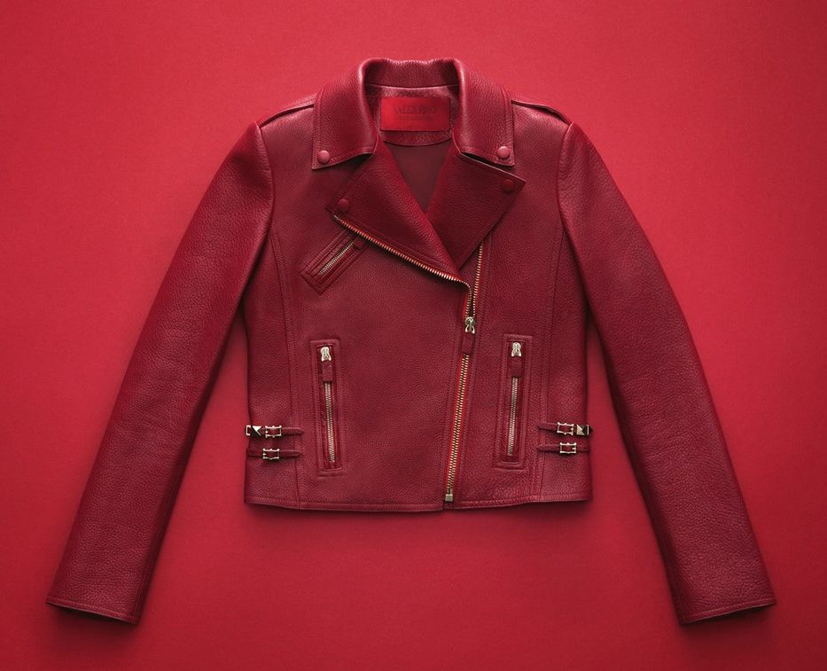 valentino rouge absolute signature collection jacket  2cdfb7354db