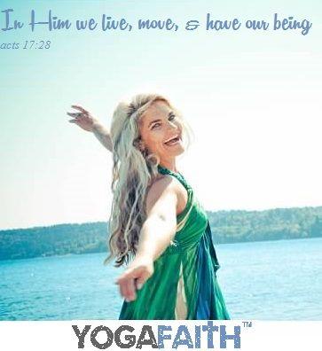 yoga faith  christian yoga instructor certification