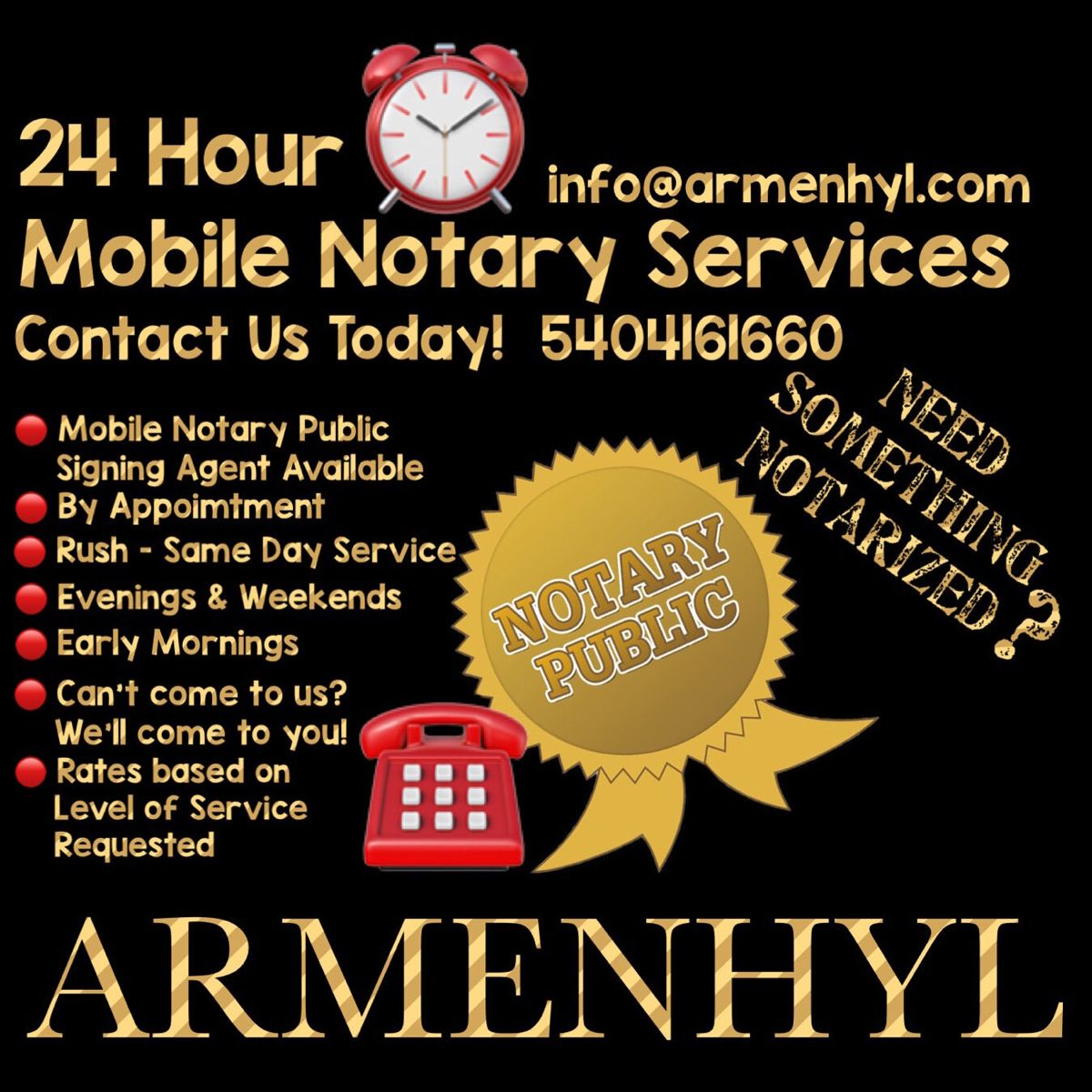Armenhyl Group Llc Mobile Notary Public Service Notary Signing Agent Mobile Notary Notary Public Notary Signing Agent