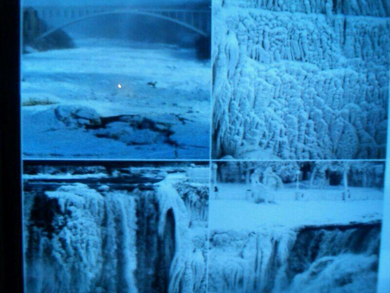 #ice #snow #waterfall #Niagara