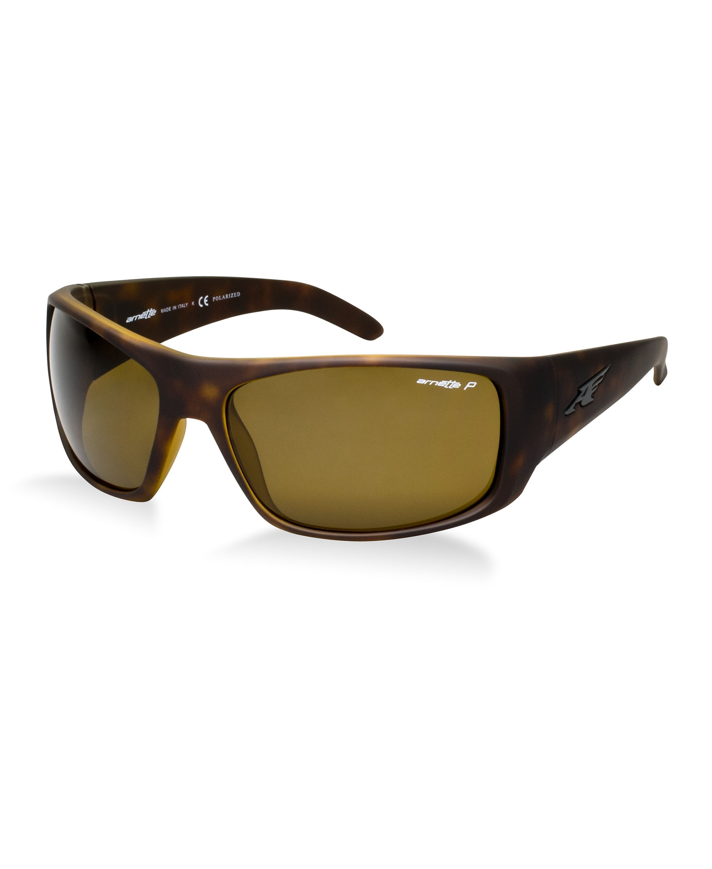 Arnette Polarized Sunglasses, AN4179 La Pistola - Sunglasses by Sunglass  Hut - Men - Macy's