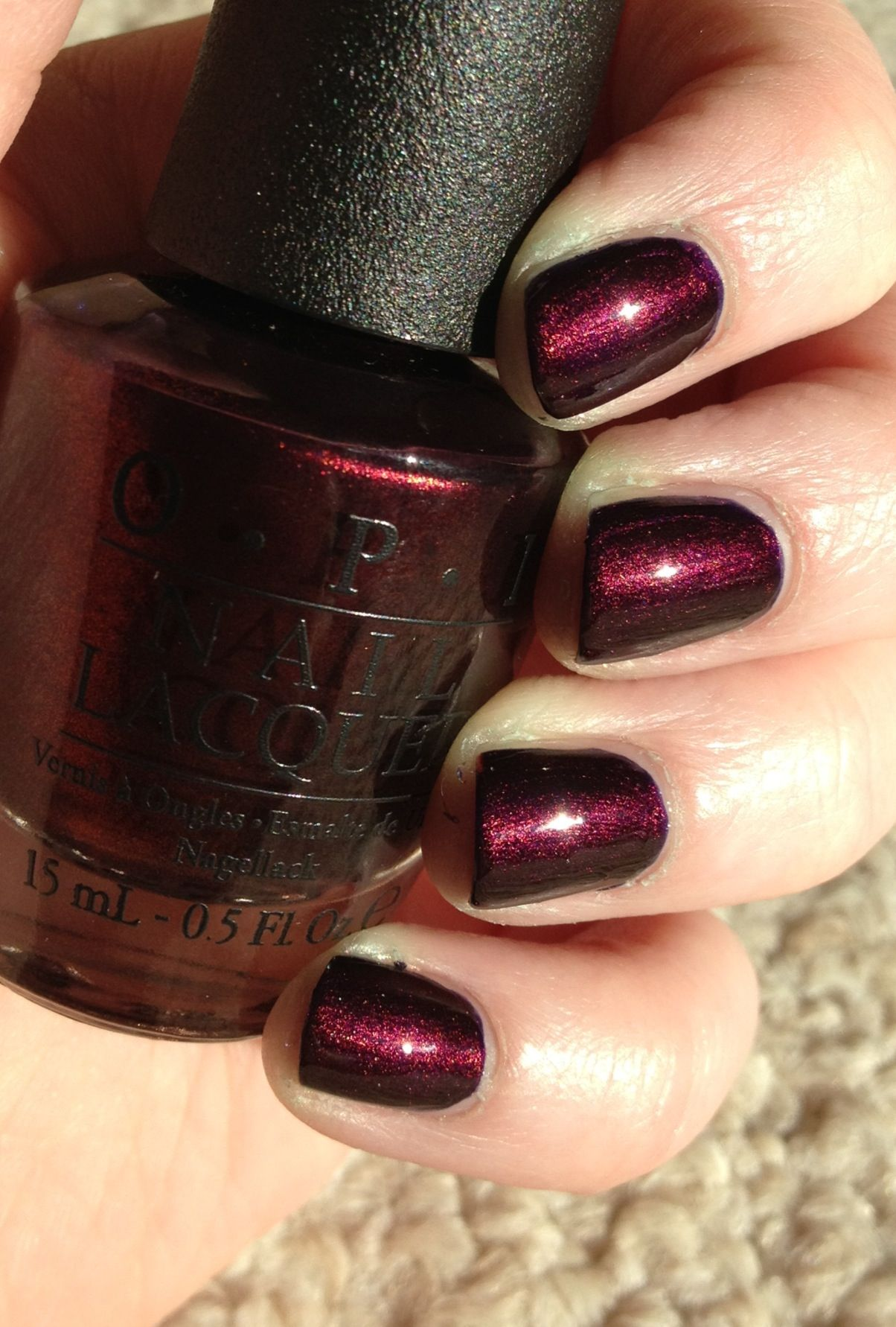 OPI - Every month is Oktoberfest | My Polish Collection | Pinterest ...
