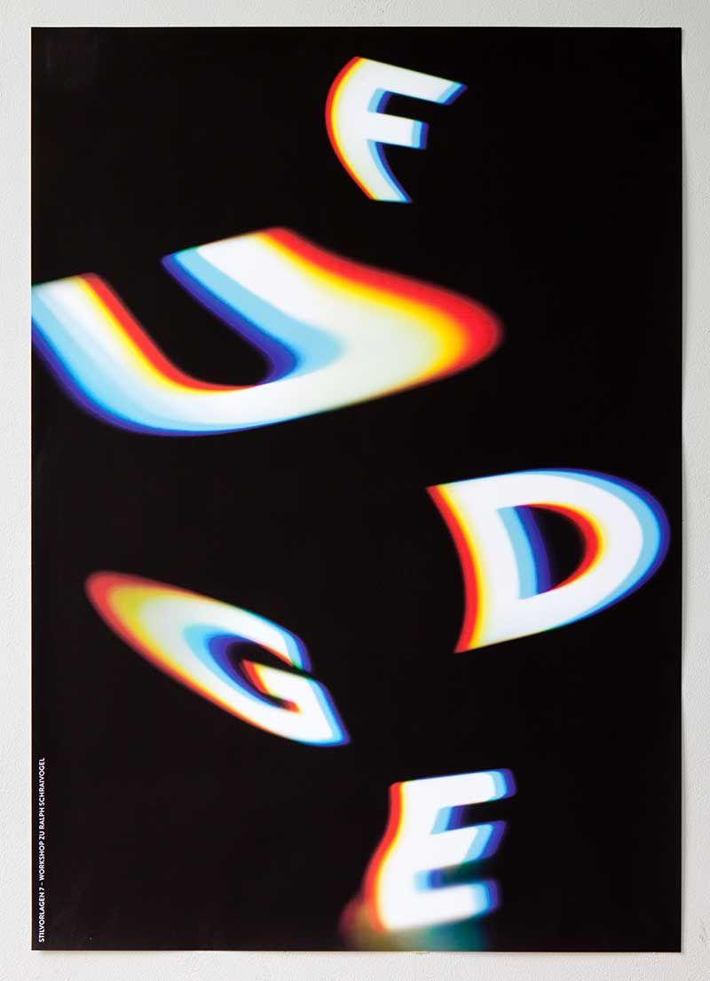 Stilvorlagen #10 – Ralph Schraivogel | Posters | Pinterest